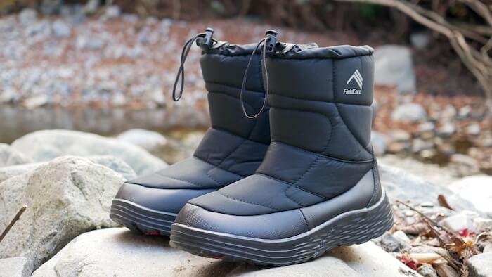 ワークマン 防寒ブーツ ケベック